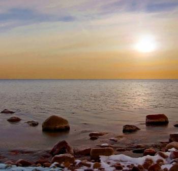 Fotografie am Meer von Tina Melz