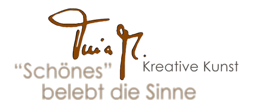 Logo von Tina M. (Bettina Melz) Kreative Kunst
