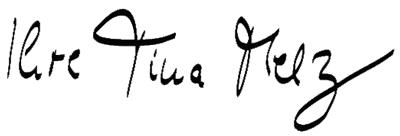 Ihre Tina Melz